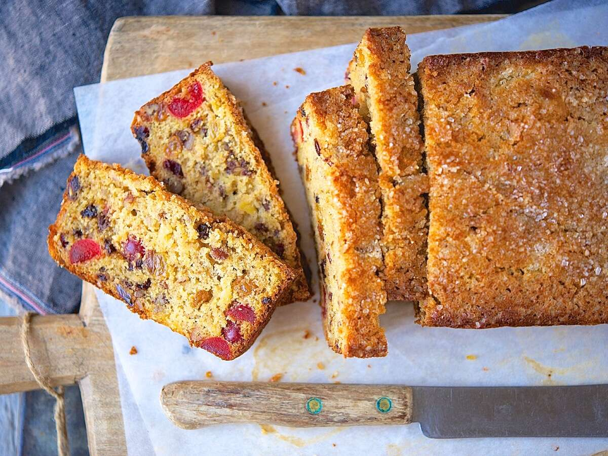 Last-minute miracles via @kingarthurflour