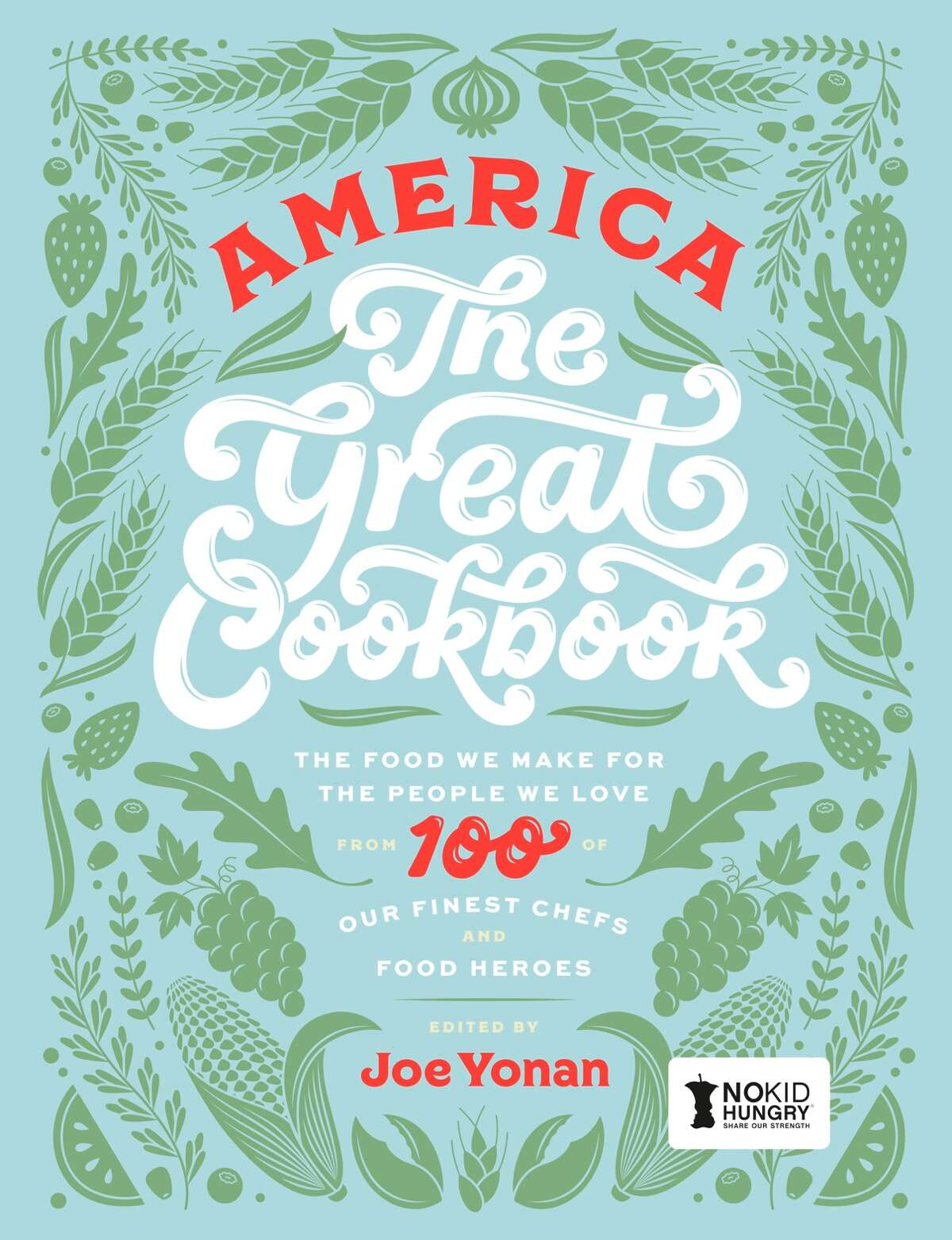 America the Great Cookbook via @kingarthurflour