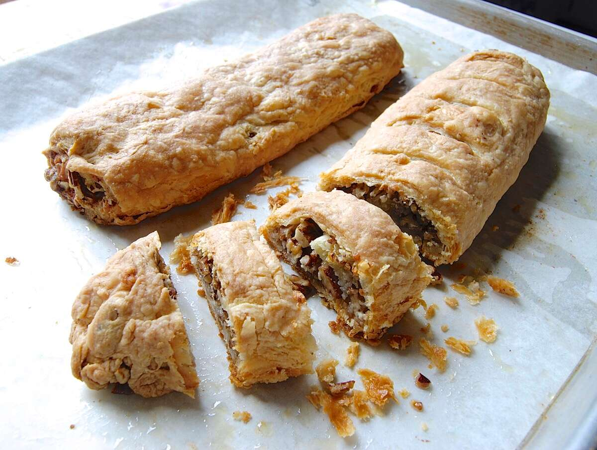 A new twist on rugelach via @kingarthurflour