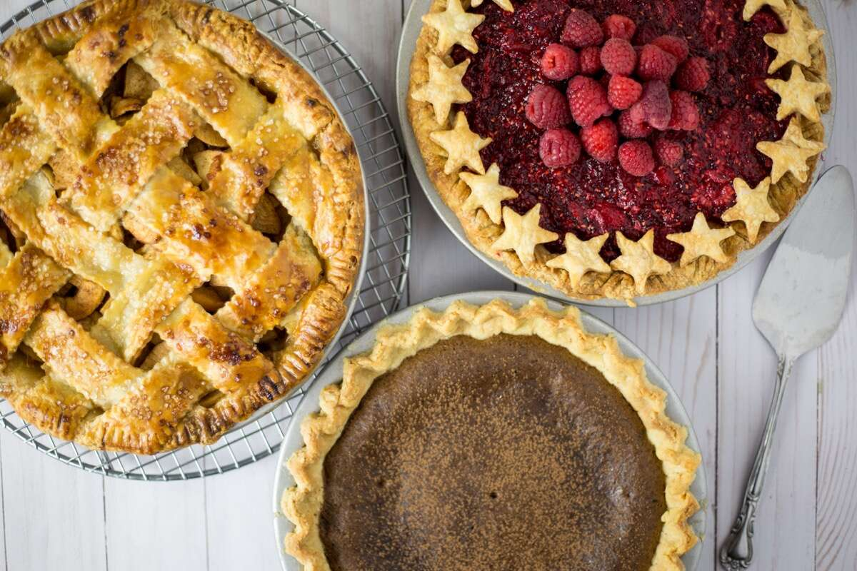 Dairy-free pie via @kingarthurflour