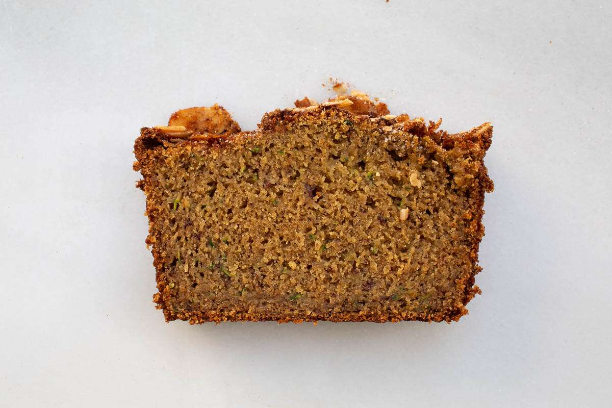 Zucchini banana bread and other variations @kingarthurflour