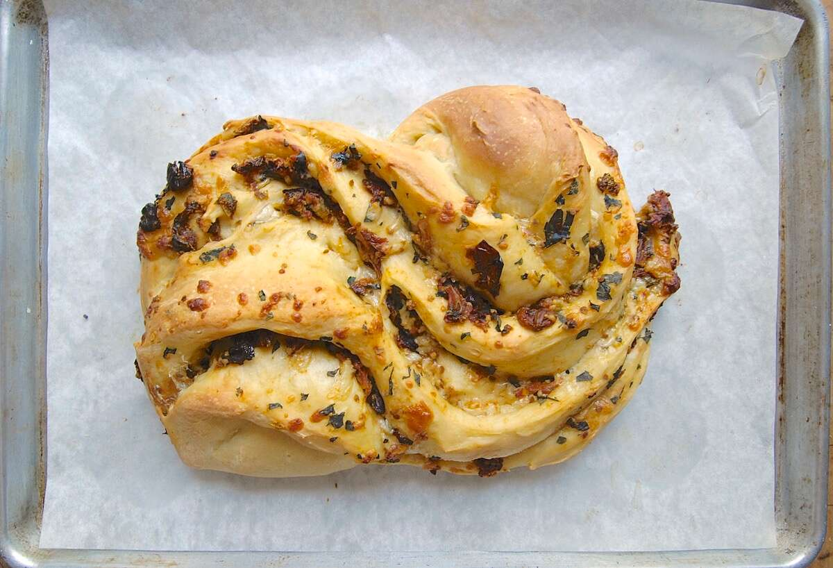 Pane Bianco returns via @kingarthurflour