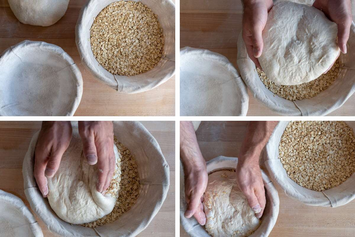 Topping Bread Dough via @kingarthurflour