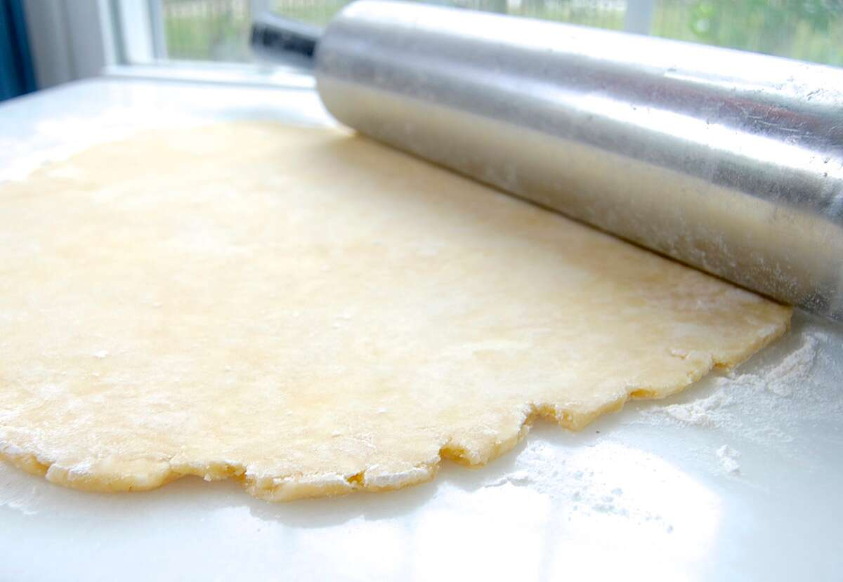 How to make the best pie crust via @kingarthurflour