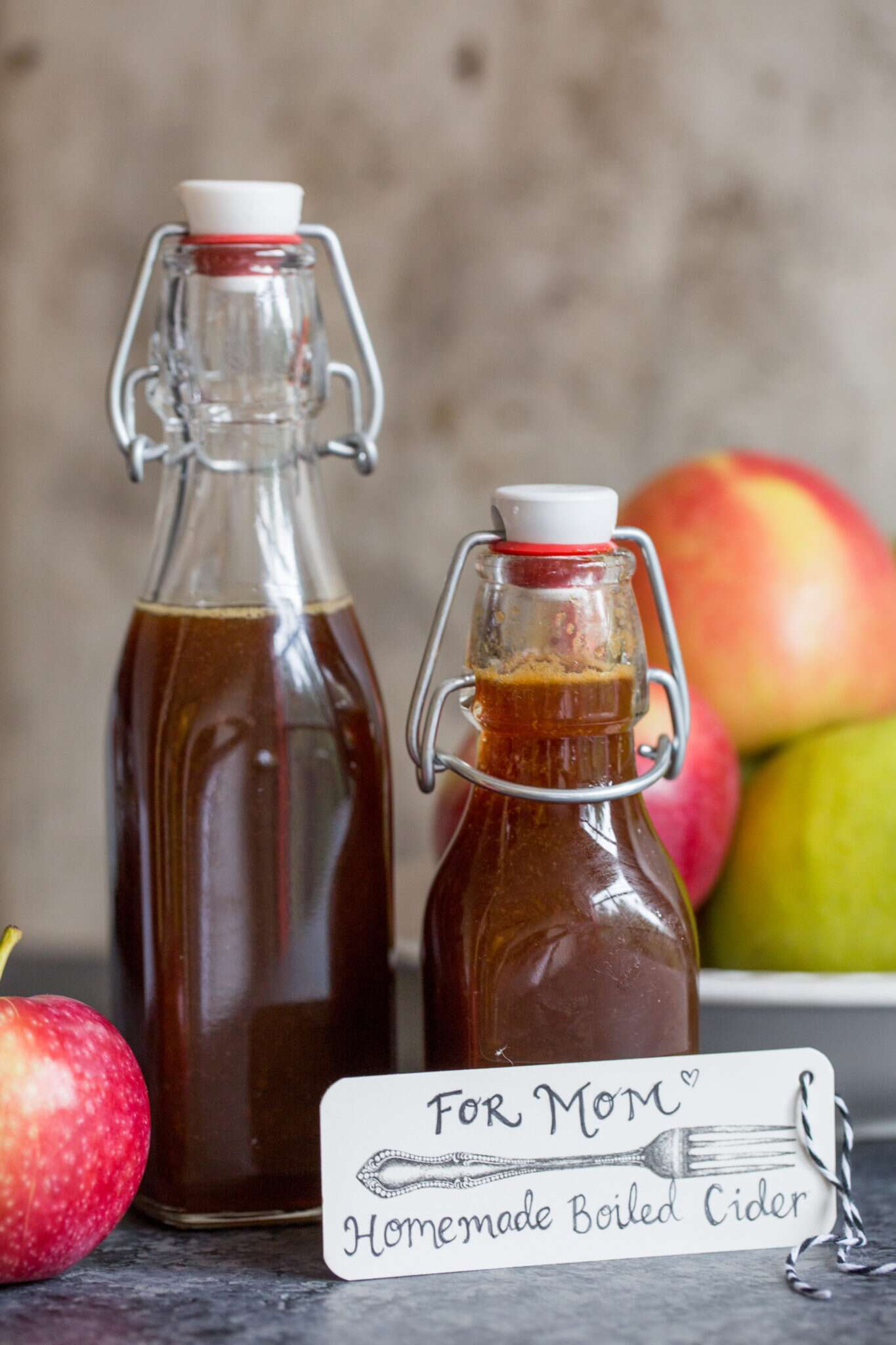 Homemade Boiled Cider via @kingarthurflour