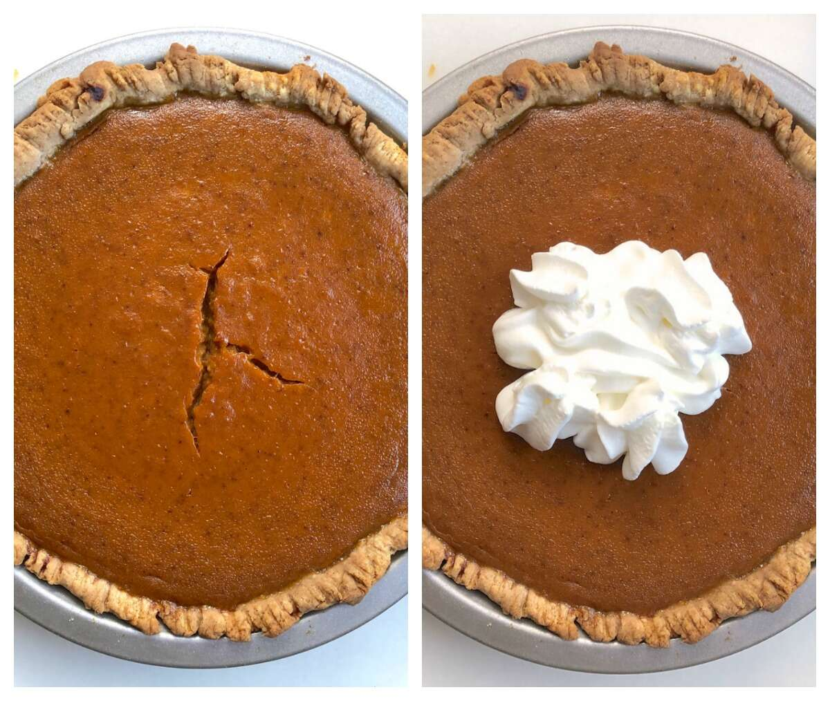 How to bake a better pumpkin pie via @kingarthurflour