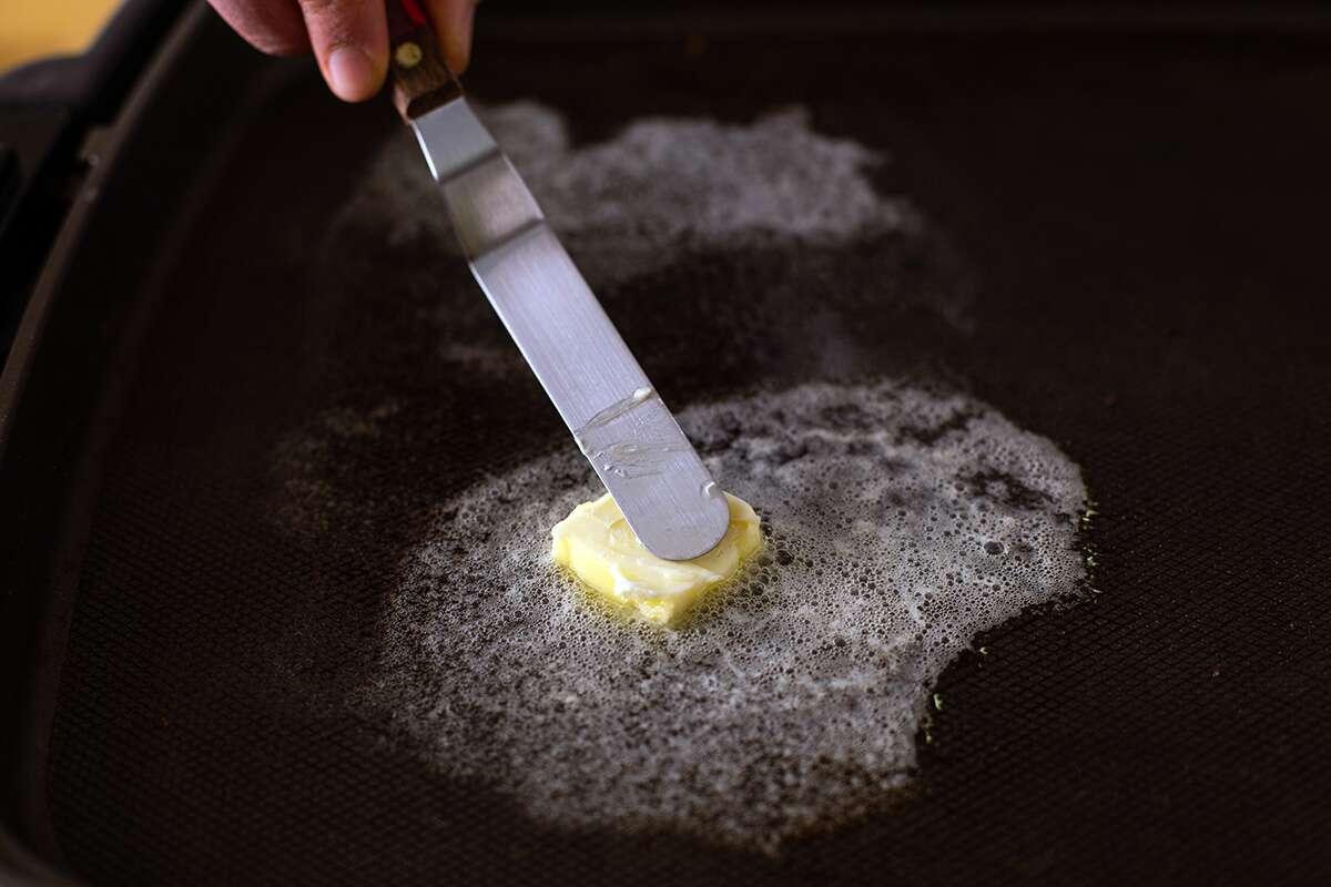 Comment faire des crêpes décadentes et beurrées via @kingarthurflour