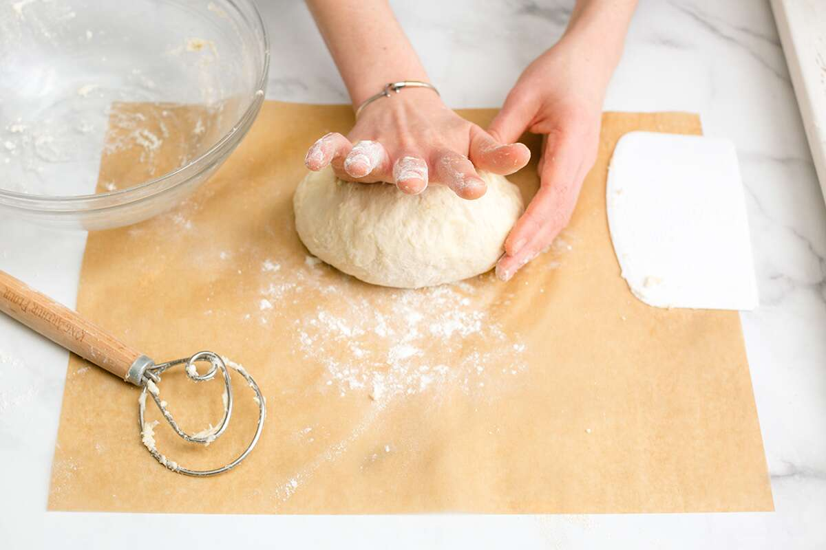 How to make tortillas from scratch via @kingarthurflour