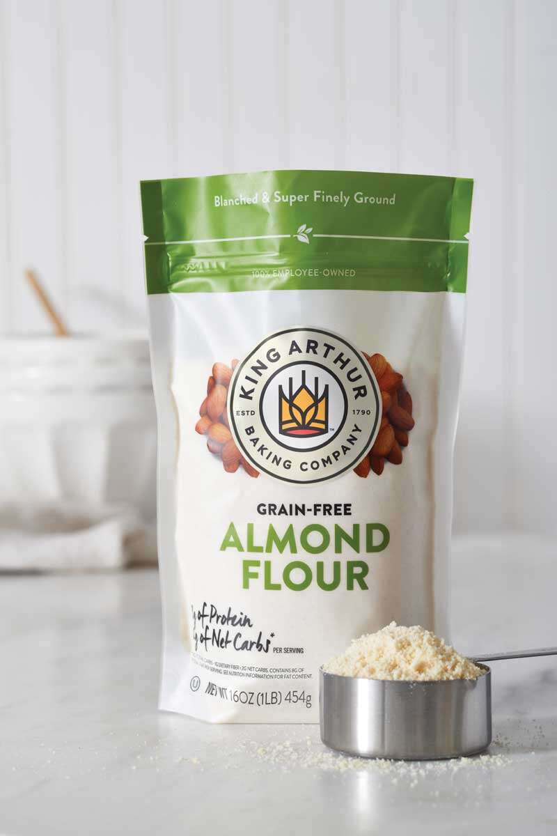 Bag of King Arthur almond flour