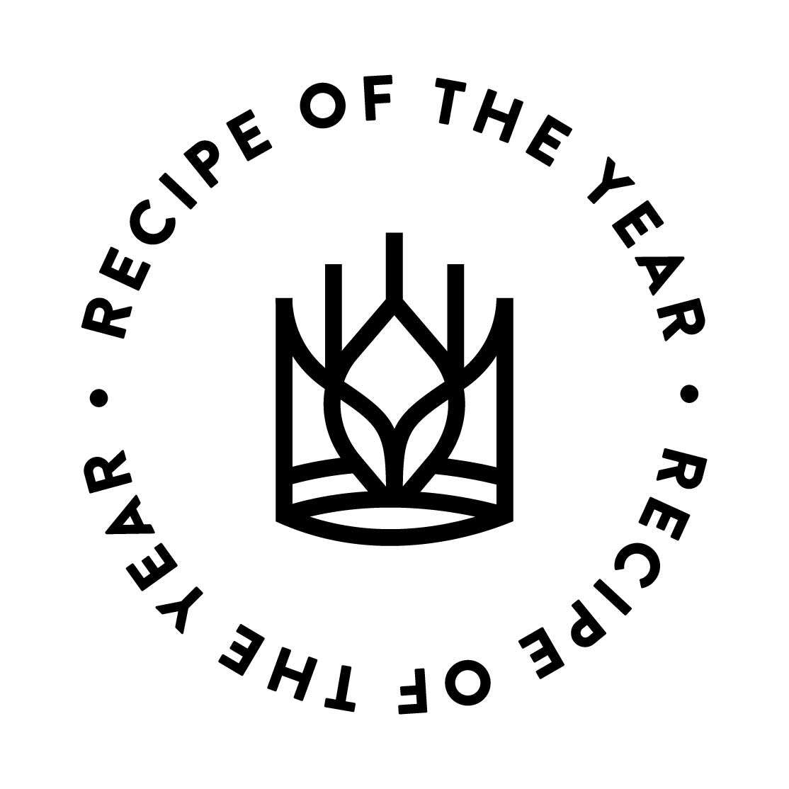 Recipe of the Year logo