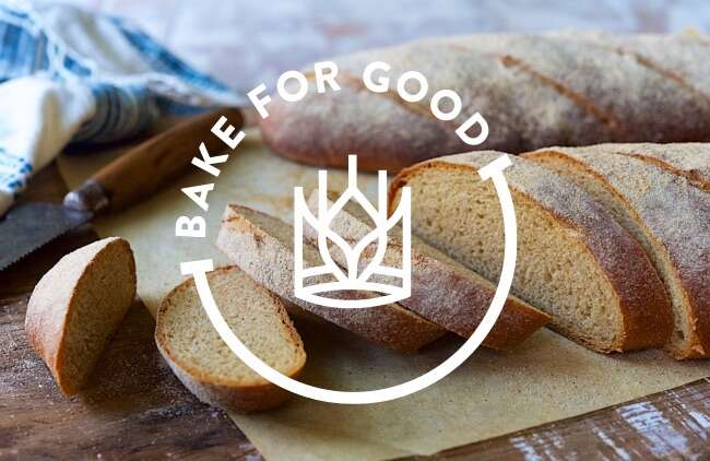Bake for Good: Recipe Booklet