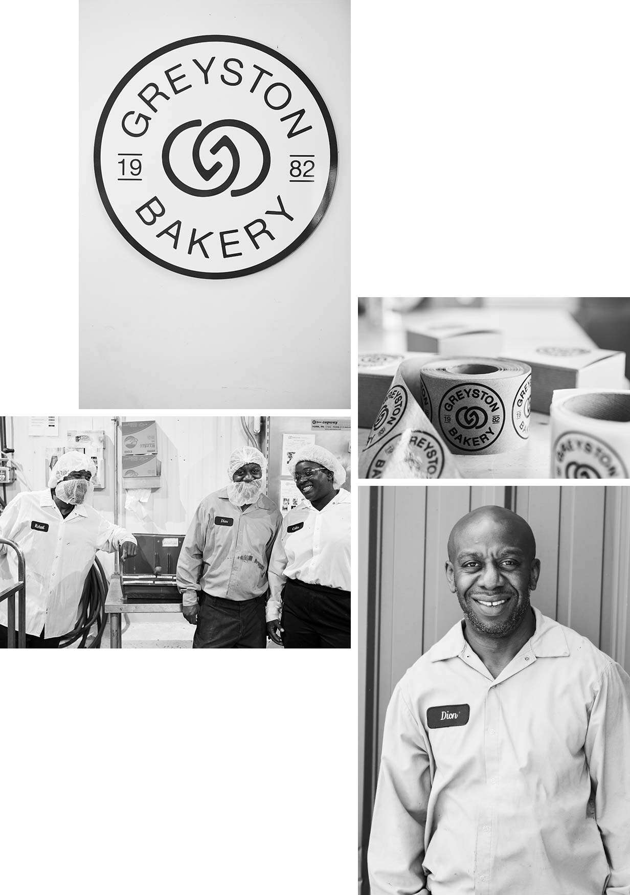 Greyston Bakery and its employees