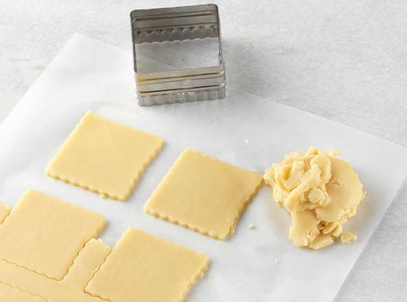 Square cookie cutter