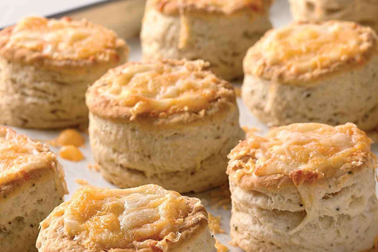 Bakewell Cream Biscuits King Arthur Flour