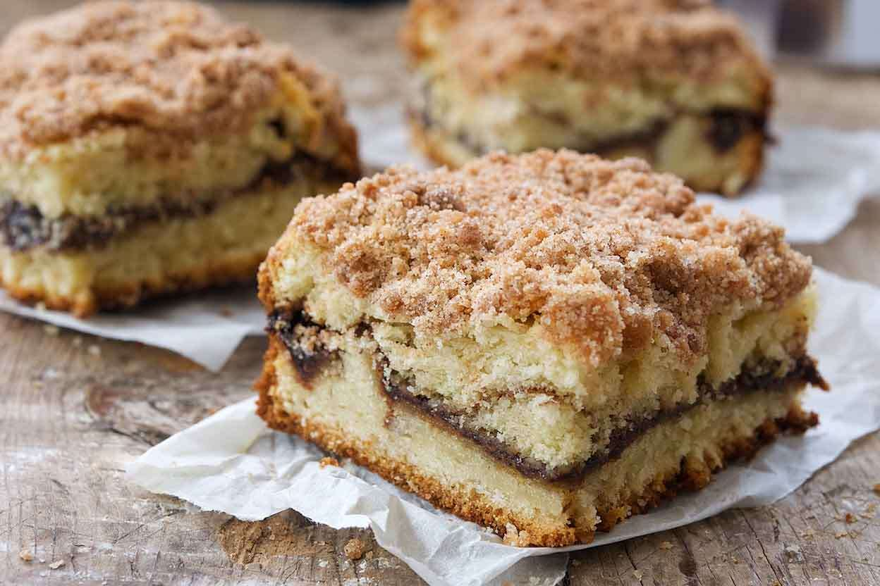 Cinnamon Streusel Coffeecake King Arthur Flour
