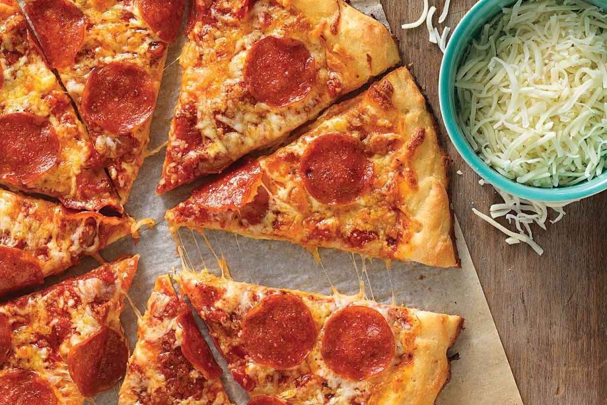 Gluten Free Pizza Crust King Arthur Flour
