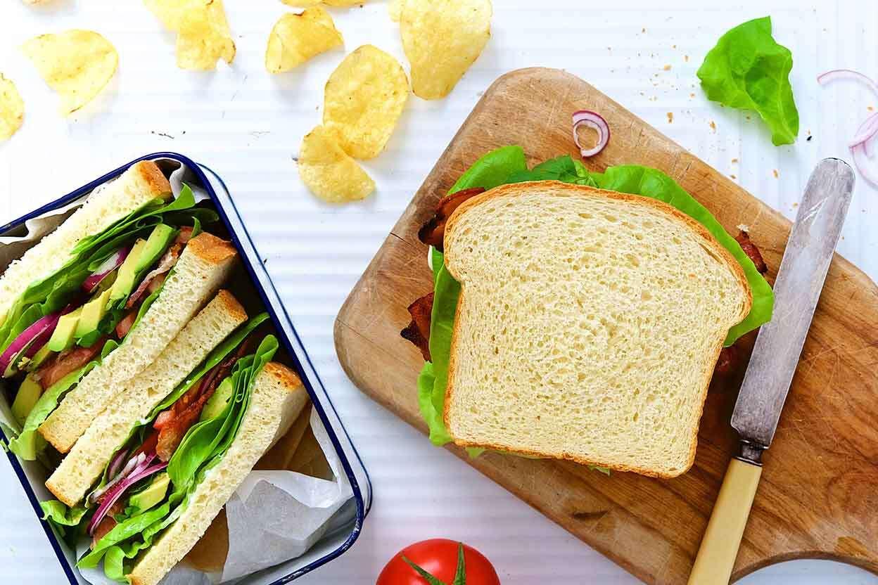 King Arthur S Classic White Sandwich Bread King Arthur Flour