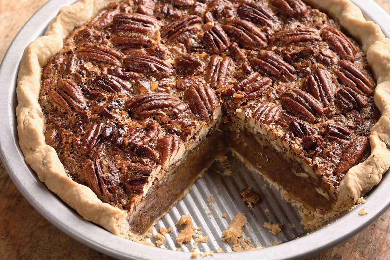 Lyle S Golden Pecan Pie King Arthur Flour