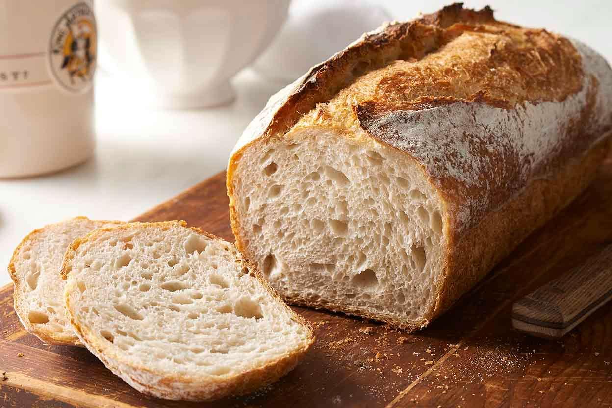 Sourdough Bread Food Blog Inspiration