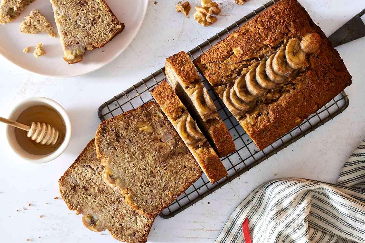 Paleo Banana Bread | King Arthur Flour