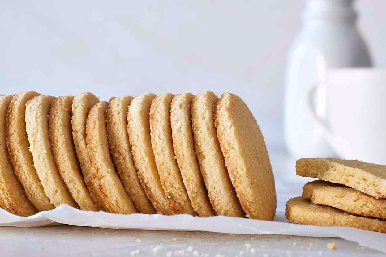 Paleo Cutout Sugar Cookies