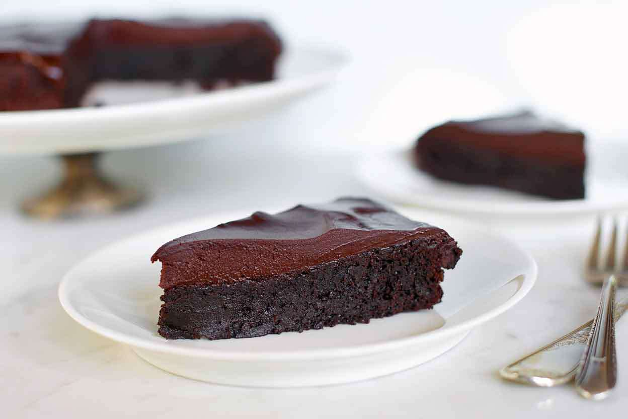 Flourless Chocolate Cake King Arthur Flour
