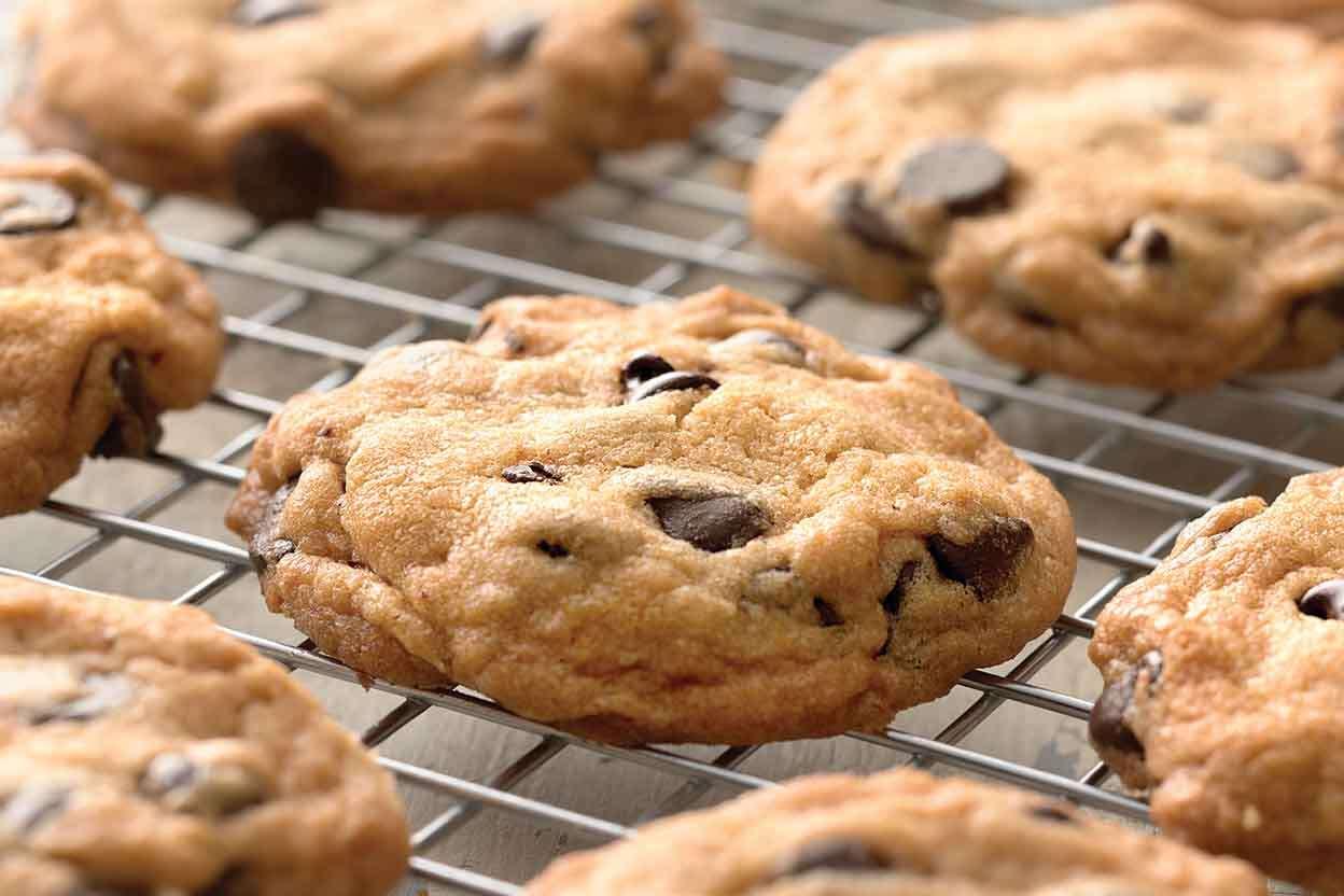 Self Rising Chocolate Chip Cookies King Arthur Flour
