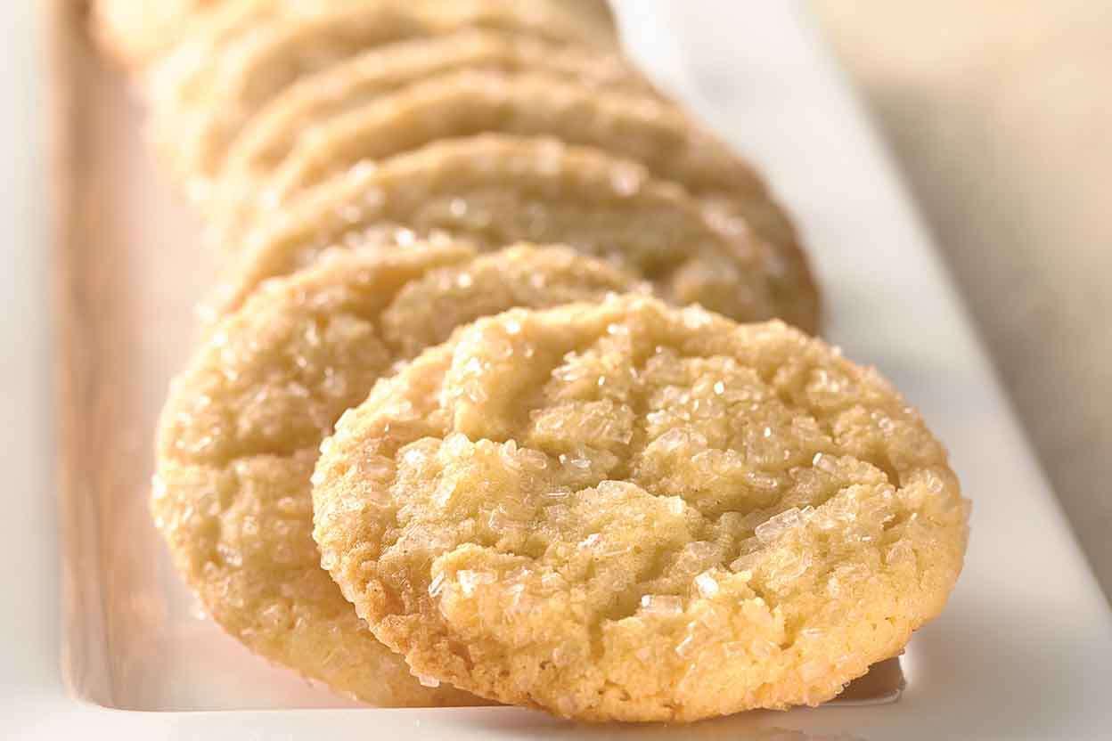 Self Rising Crunchy Sugar Cookies