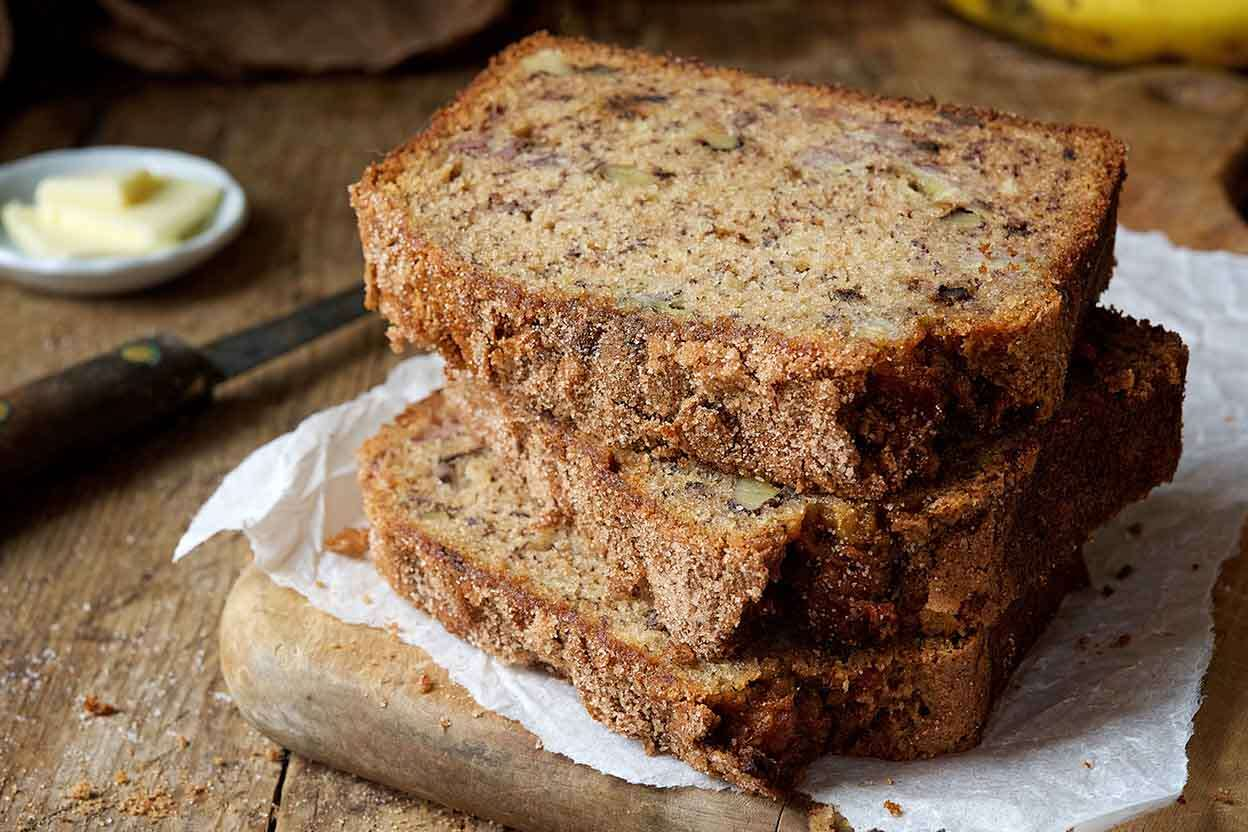 Whole Grain Banana Bread King Arthur Flour
