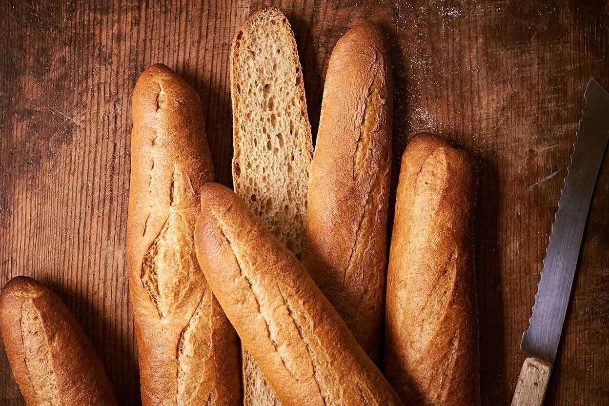 Whole Wheat Baguettes  King Arthur Flour
