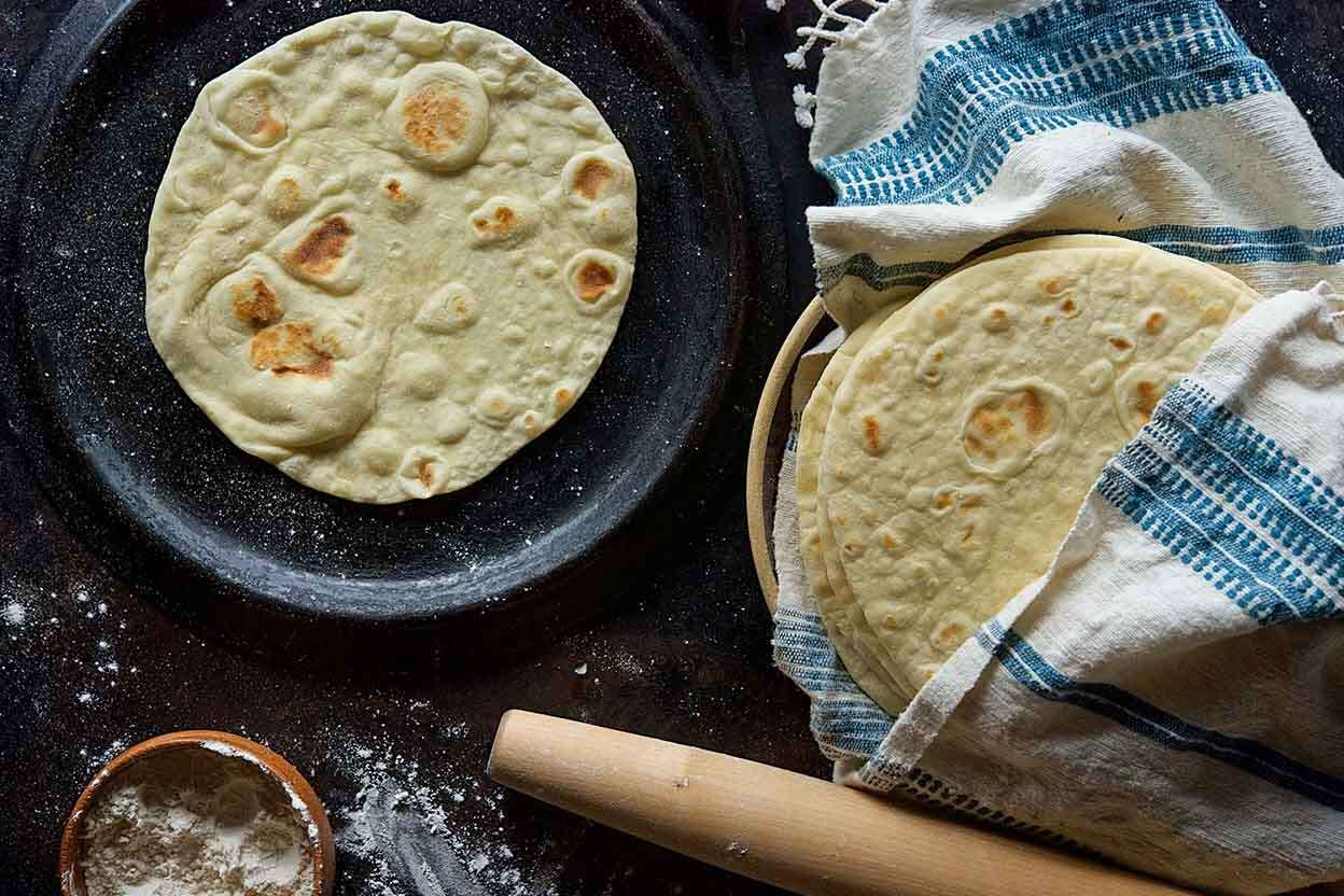 Simple Tortillas King Arthur Baking