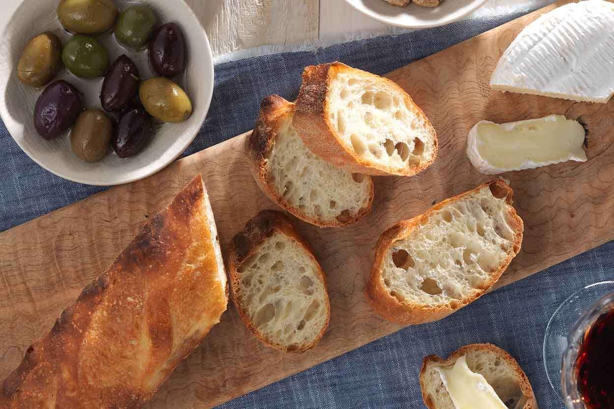 French Style Baguettes King Arthur Flour