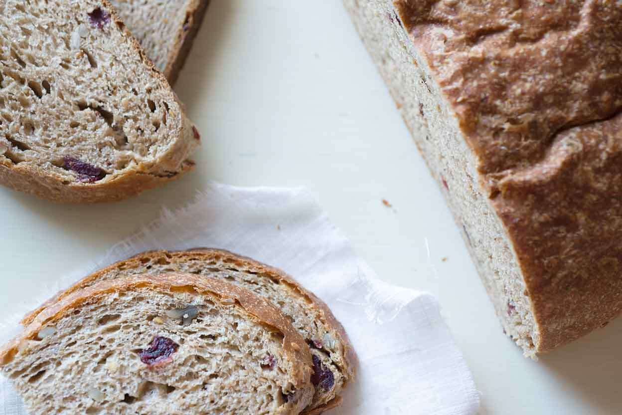 Sprouted Wheat Easy Rustic Bread | King Arthur Flour