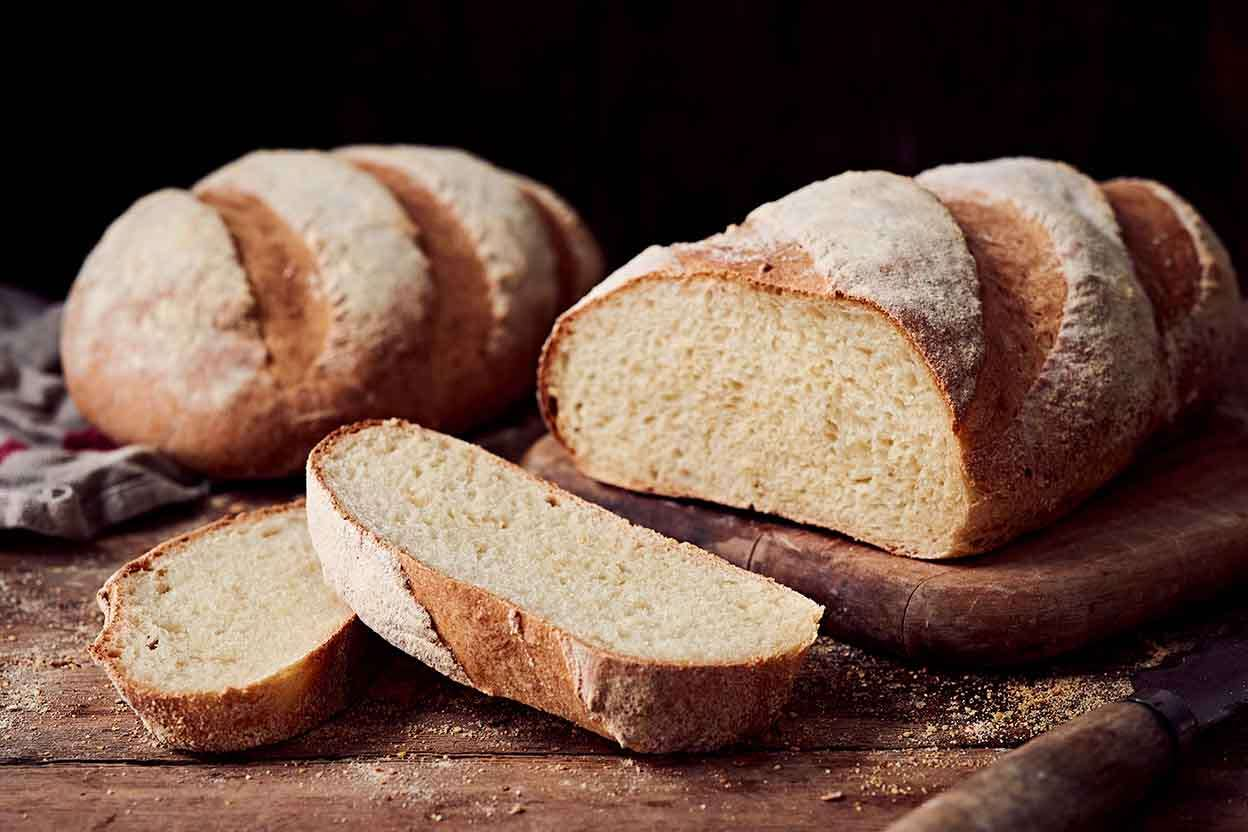 The Easiest Loaf Of Bread You Ll Ever Bake King Arthur Flour