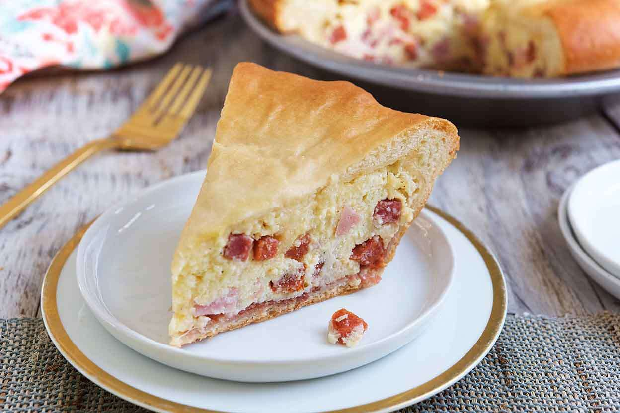 Italian Easter Meat Pie King Arthur Flour