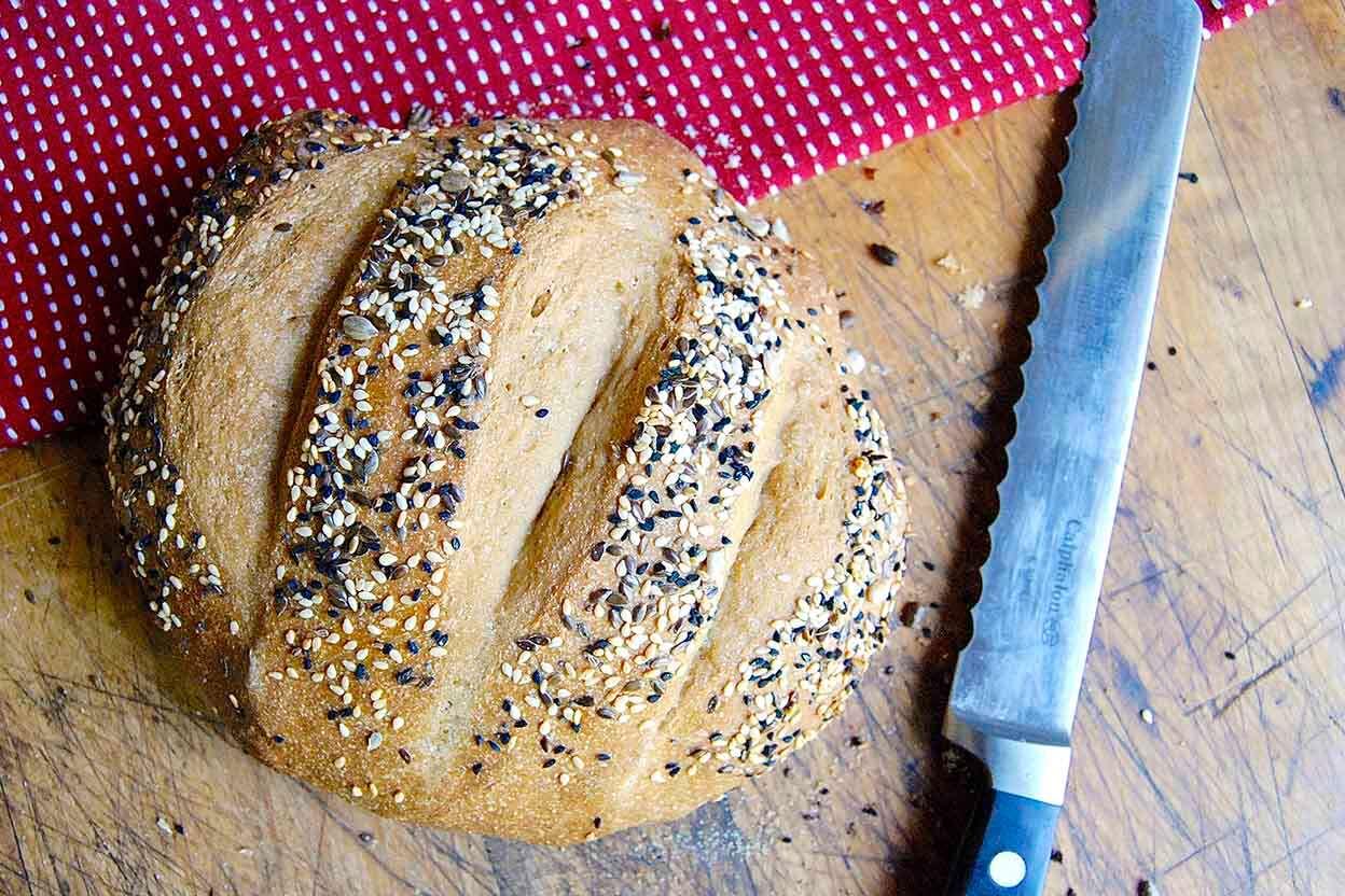 No Yeast Bread Recipes Gluten Free