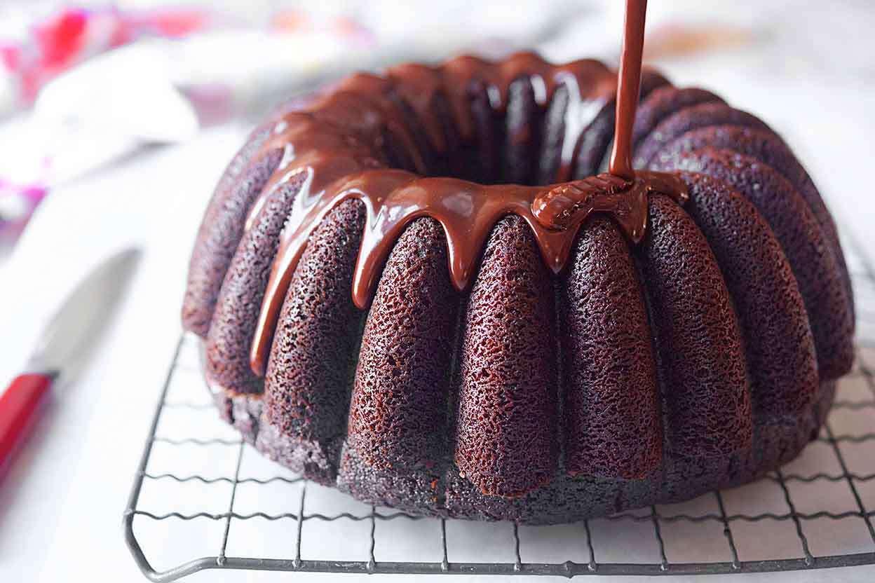 Chocolate Fudge Bundt Cake King Arthur Flour