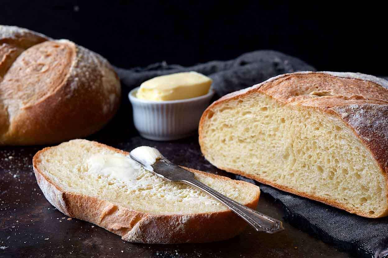 Rustic Sourdough Bread King Arthur Flour