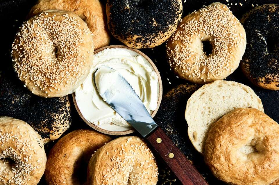 A Dozen Simple Bagels