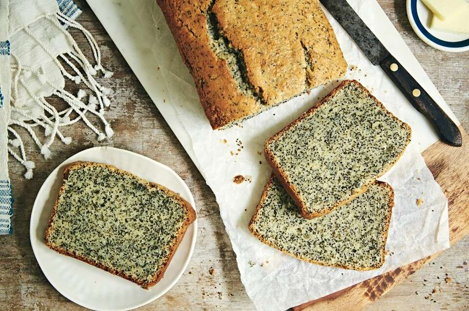 Carpenter Street Poppy Seed Cake
