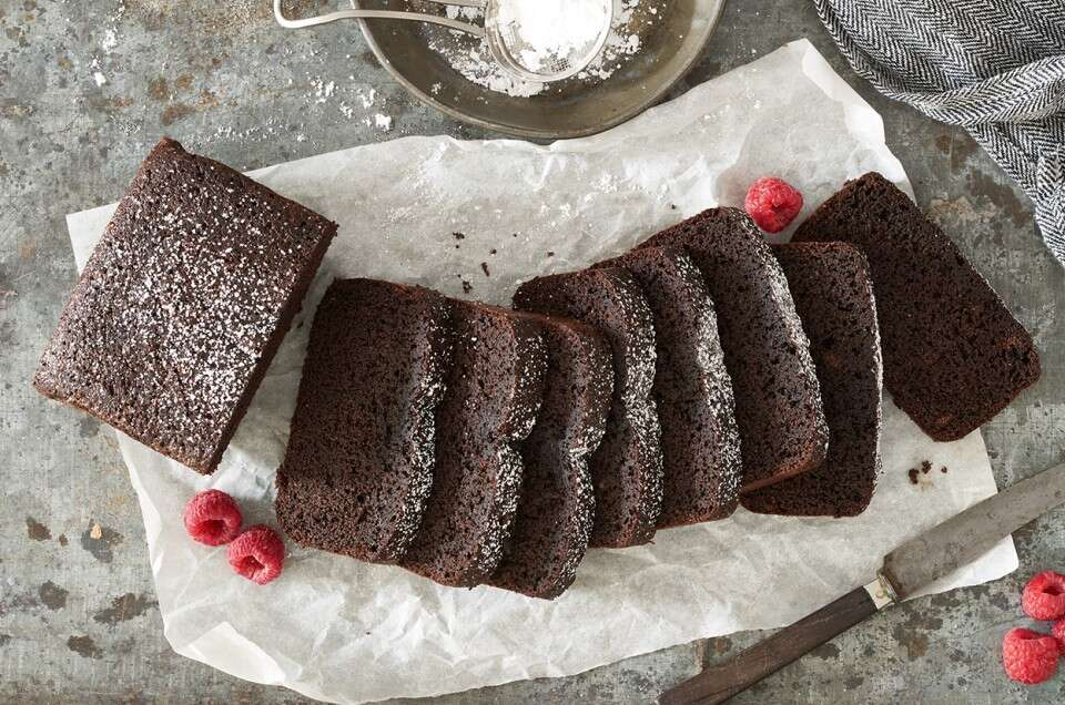 Chocolate Coconut Quick Bread
