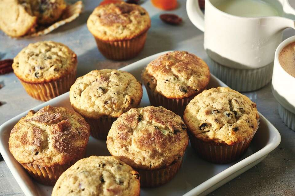 Self-Rising Soft and Tender Breakfast Muffins