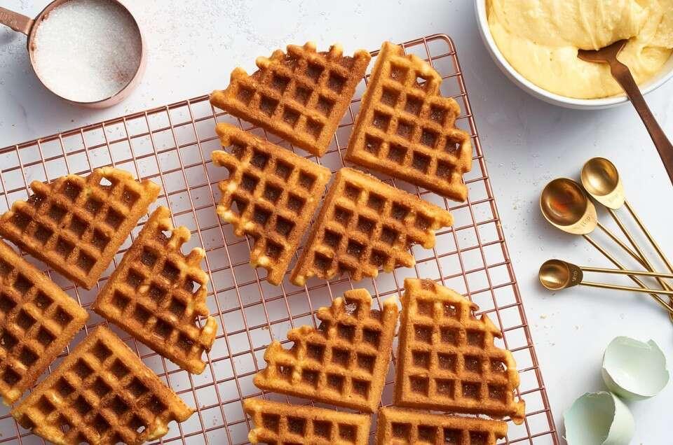 Sugar Waffles