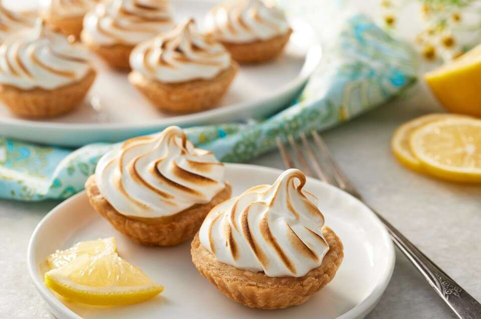 Lemon Meringue Mini Pies