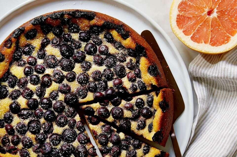 Blueberry Breakfast Cake | King Arthur Flour