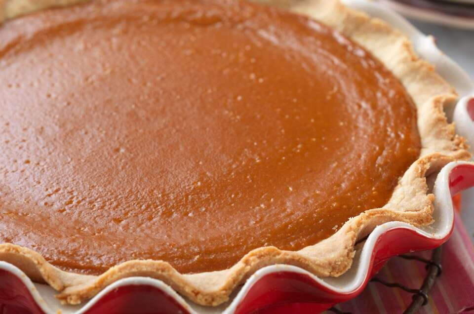 Gluten-Free Pie Crust made with baking mix
