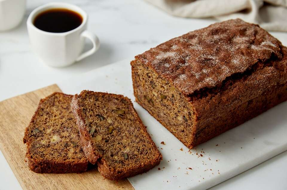Organic Whole-Grain Banana Bread