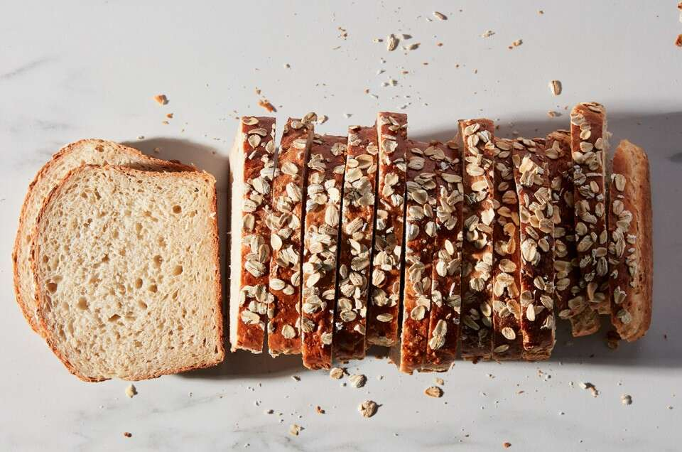 Back-of-the-Bag Oatmeal Bread