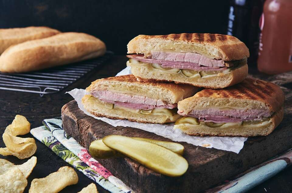 Cuban Sandwich - select to zoom