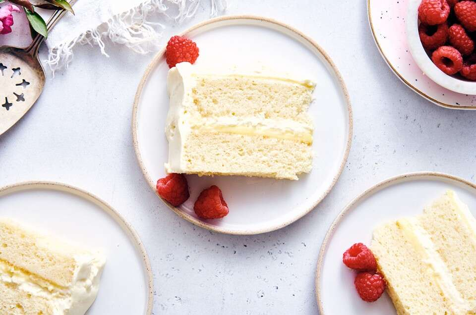 Lemon Cloud Cake - select to zoom